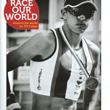 IronMan South Africa Magazine