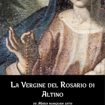 La Vergine del Rosario di Altino