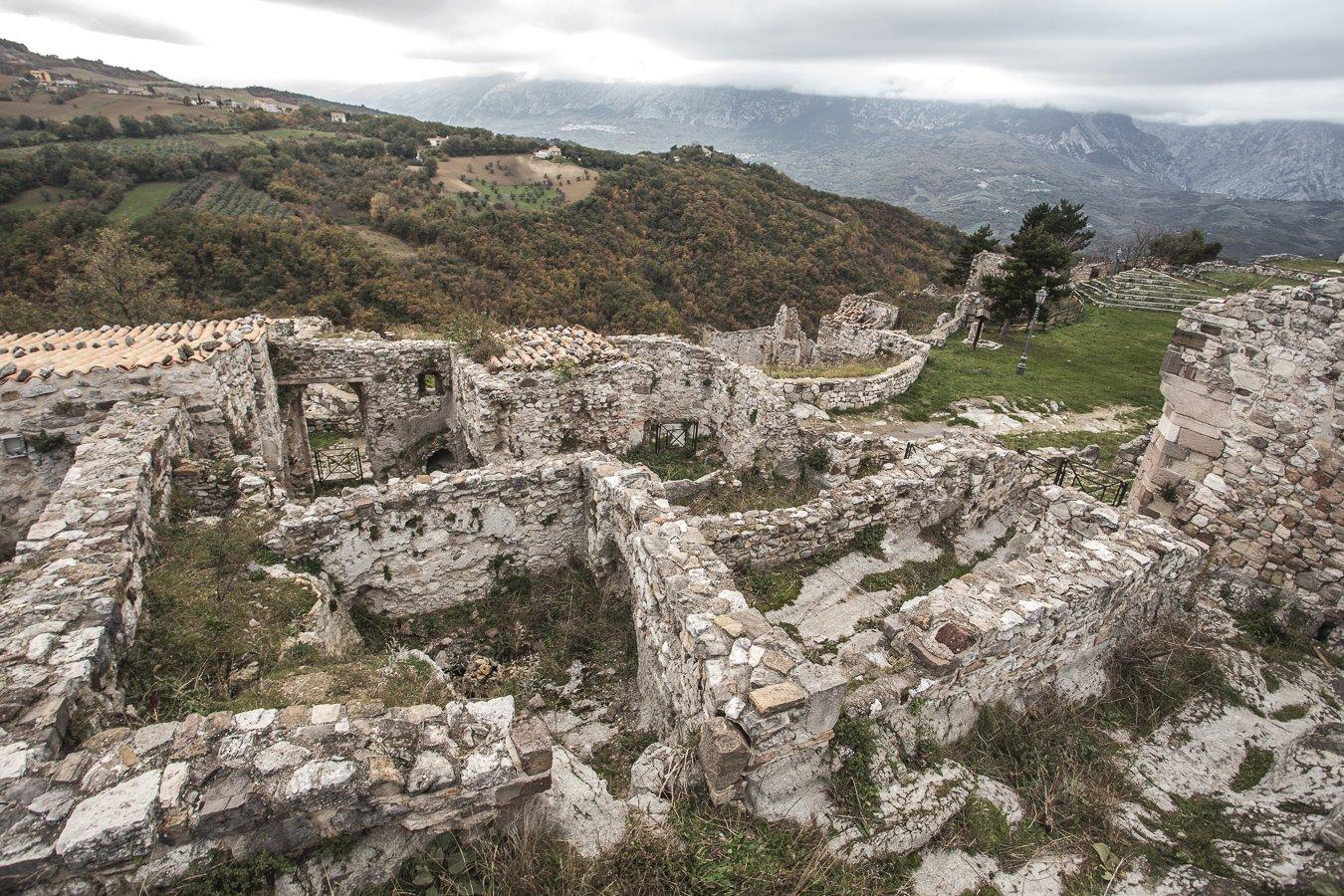 Gessopalena, borgo medievale
