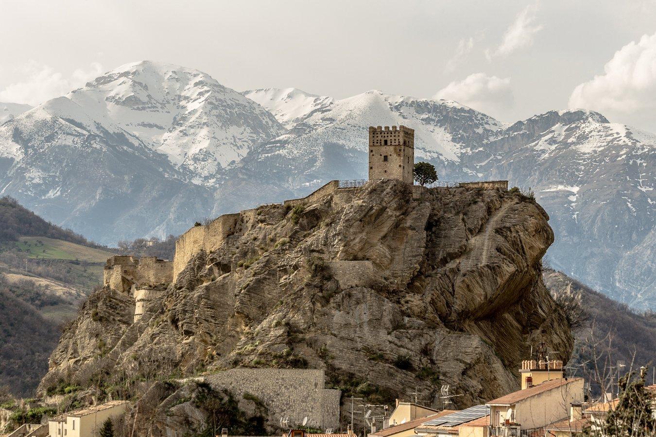Castello di Roccasclegna