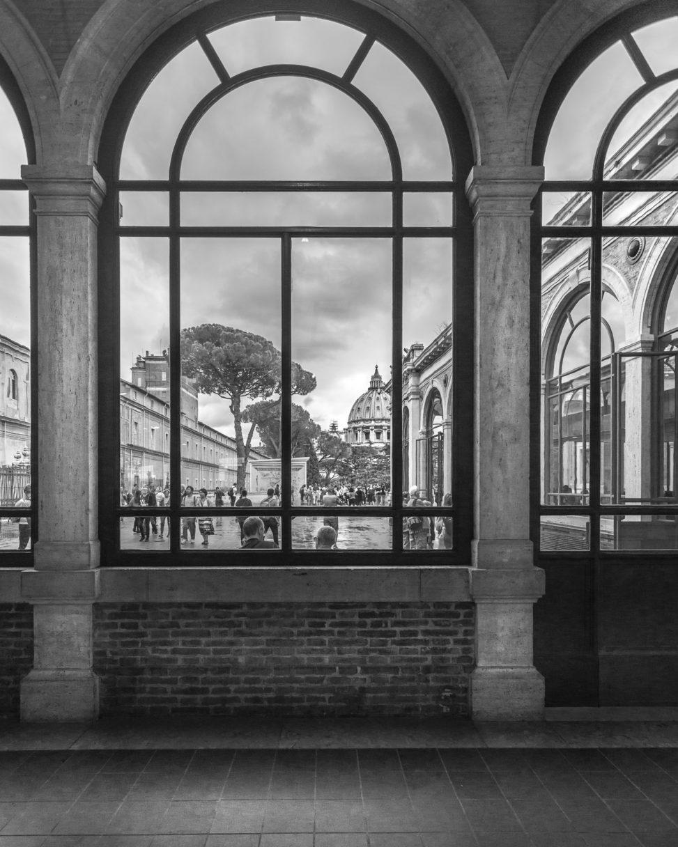 Finestra Musei Vaticani