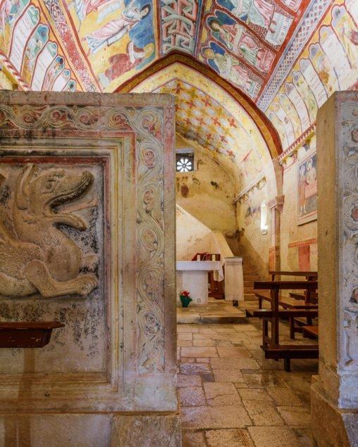 Oratorio di San Pellegrino, Bominaco