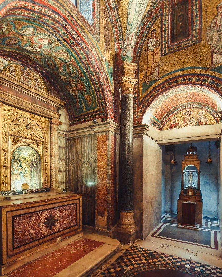 Cappella di San Zenone, Roma