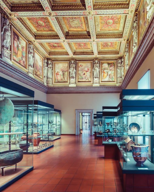 Museo gregoriano etrusco, Musei Vaticani