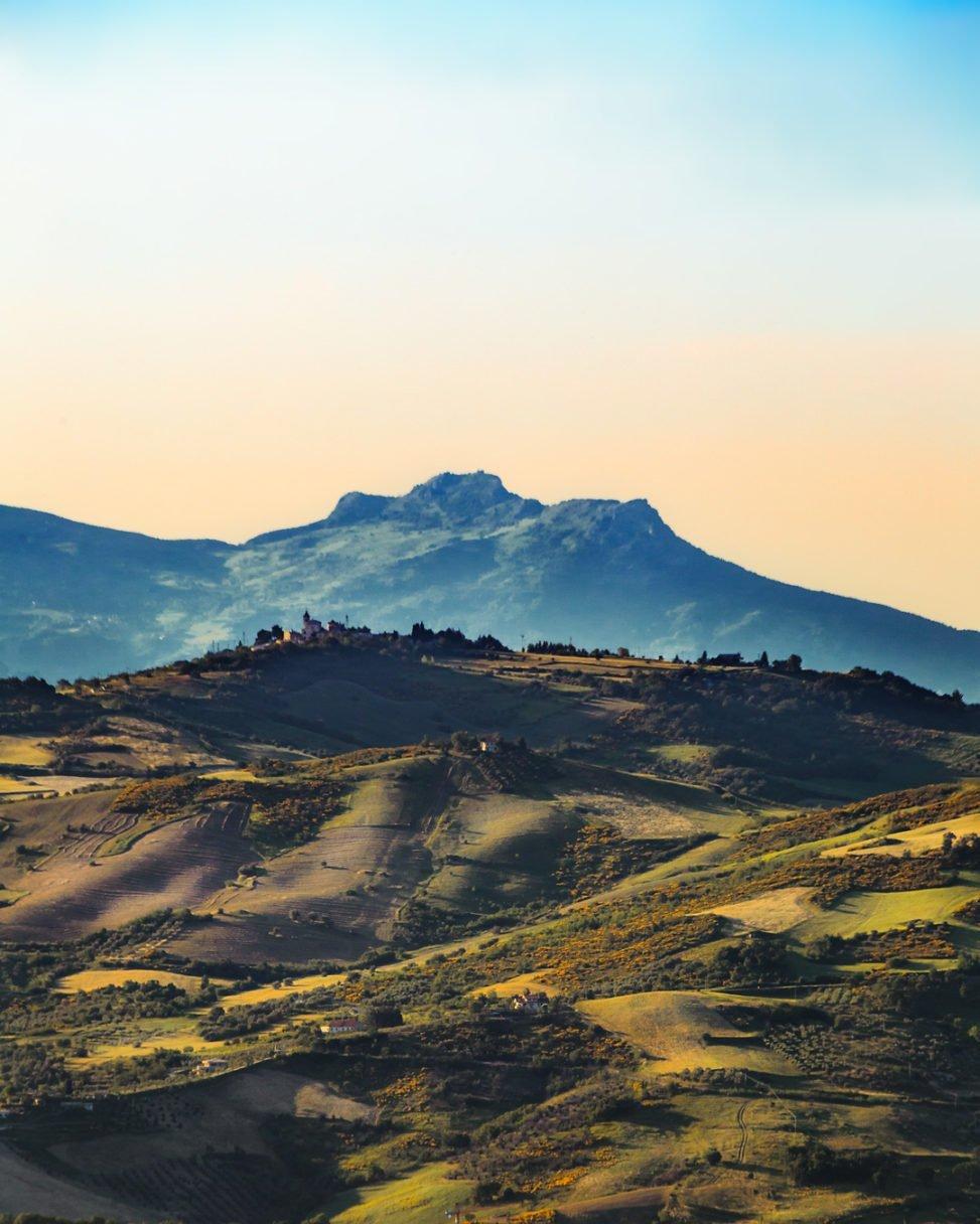 colline abruzzesi