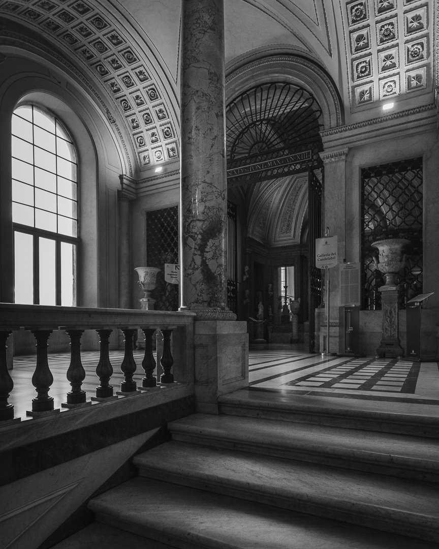 Interno Musei Vaticani