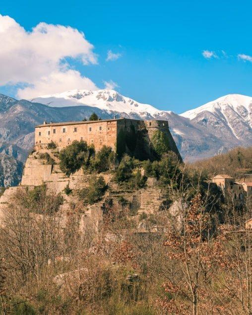 Castello Pandone Cerro al Volturno