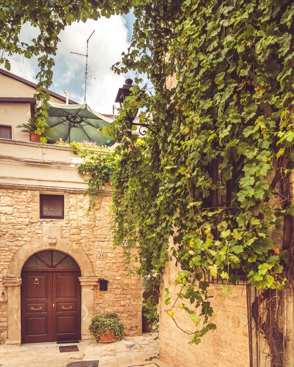 Bitetto, centro storico